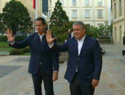 altText(Guaidó está en Colombia para reunirse con Mike Pompeo, el