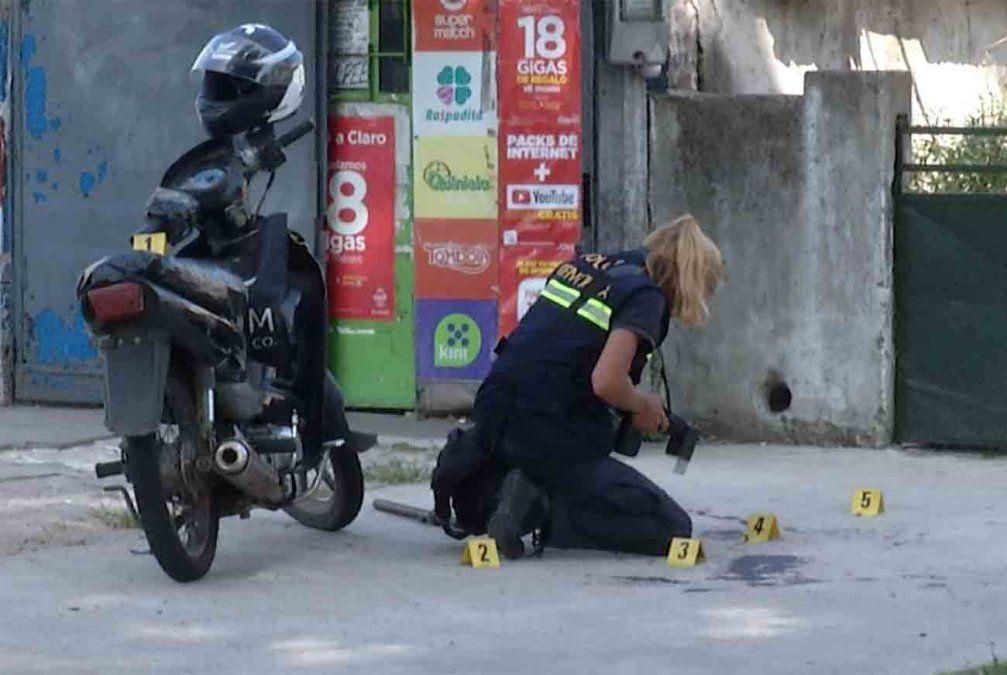 Policía baleado en Villa Española está en CTI pero estable y espera ser operado