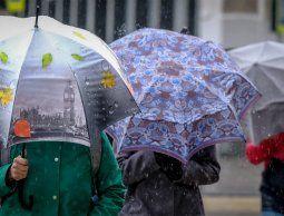 altText( Advertencia amarilla por tormentas fuertes y lluvias intensas afecta a nueve departamentos )}