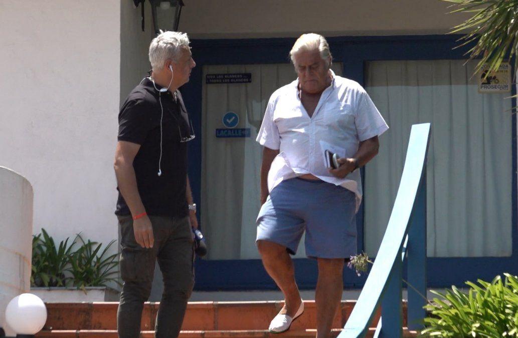 Detuvieron a autor del robo a la casa de Lacalle Herrera
