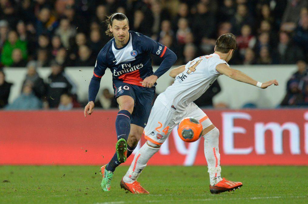 Gary Kagelmacher enfrenta a Zlatan Ibrahimovic jugando para el Valenciennes. Su experiencia europea será de gran utilidad para Peñarol