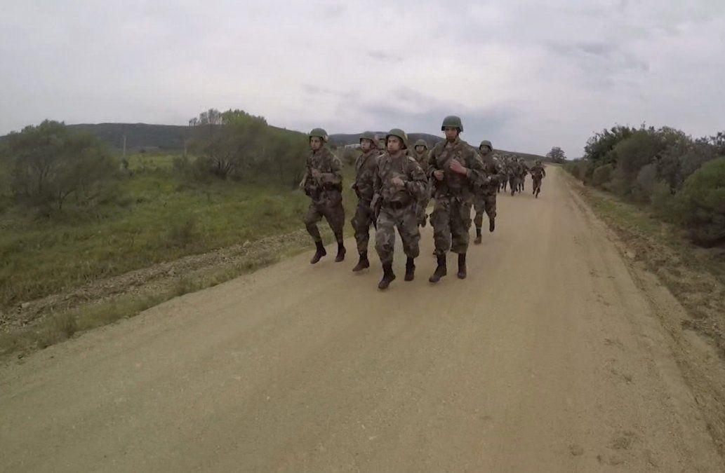 García hará cambios al decreto que reglamenta presencia militar en la frontera
