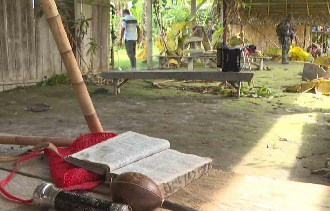 Secta religiosa desarticulada en Panamá había sacrificado a una mujer embarazada y seis niños