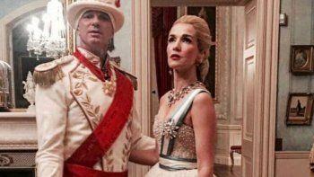 Natalia Oreiro será Eva Perón en la primera serie producida por Disney Latinoamérica