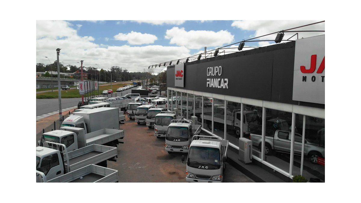 JAC Motors, marca No1 en venta de camiones livianos por 7mo año consecutivo