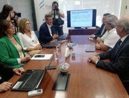 Fiscal General recibió a Larrañaga tras conocerse los cambios propuestos en seguridad