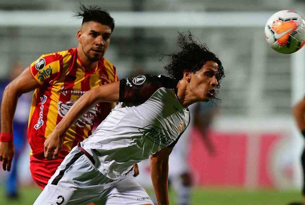 Progreso derrotado por Barcelona de Ecuador en el debut por Copa Libertadores