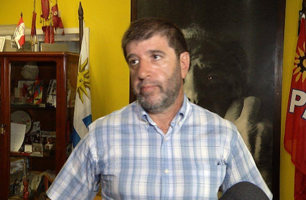 Presidente del PIT-CNT dice que la ley de urgencia de Lacalle es una fábrica de conflictos