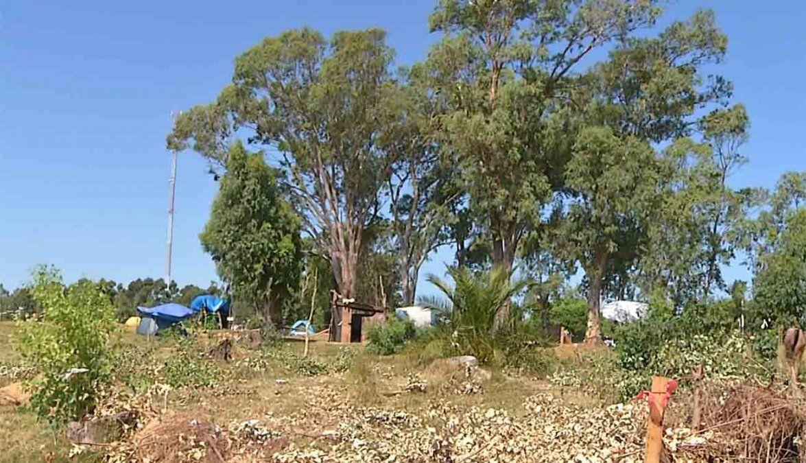 Más de 500 familias ocuparon un terreno privado en Santa Catalina
