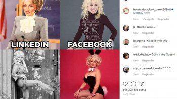 El desafío de Dolly Parton que se volvió viral entre los famosos
