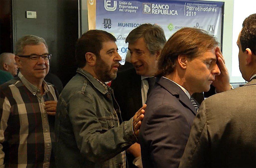 Lacalle y sus asesores se vienen reuniendo con el PIT-CNT desde la campaña electoral.