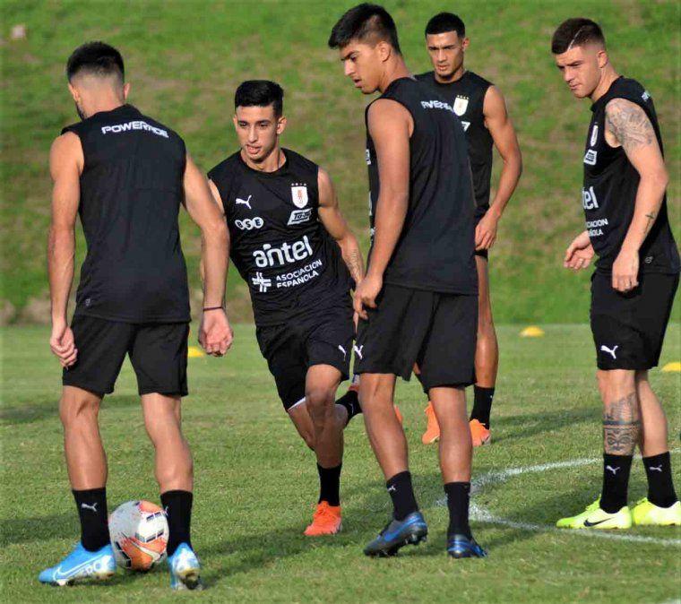Uruguay se enfrenta a Bolivia por el Preolímpico a partir de las 20:00