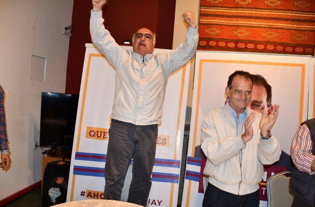Domenech y Manini Ríos buscan un candidato alternativo. Ya se retiraron sus nombres Manini