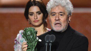 Almodóvar y Banderas arrasan con los premios Goya gracias a