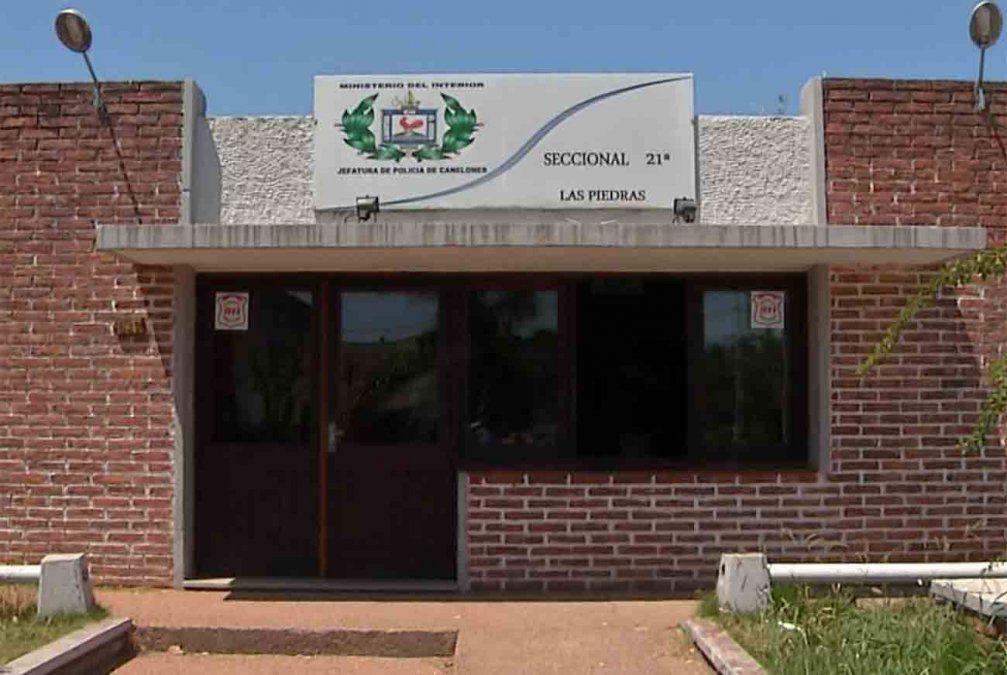 Imputaron tres delitos al joven que hirió de bala a su hija de dos años