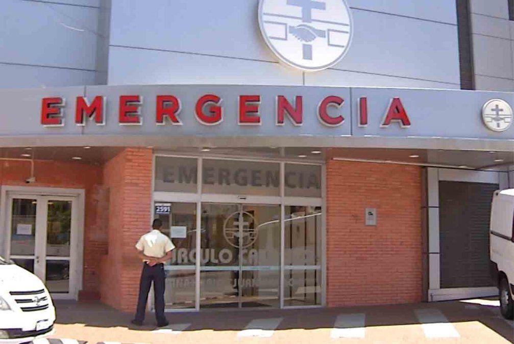 Buscan al padre de niña baleada: la pequeña fue operada y sigue en CTI