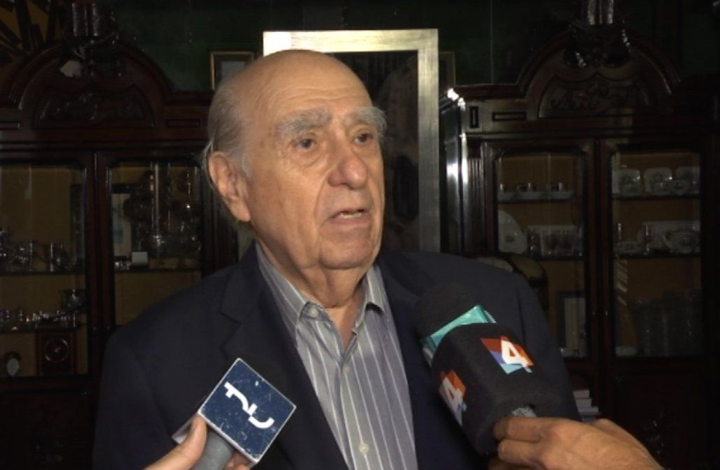 Sanguinetti espera movida de Lacalle para destrabar candidato municipal