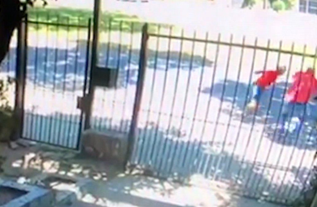 Delincuente herido en intento de rapiña a un policía en Malvín