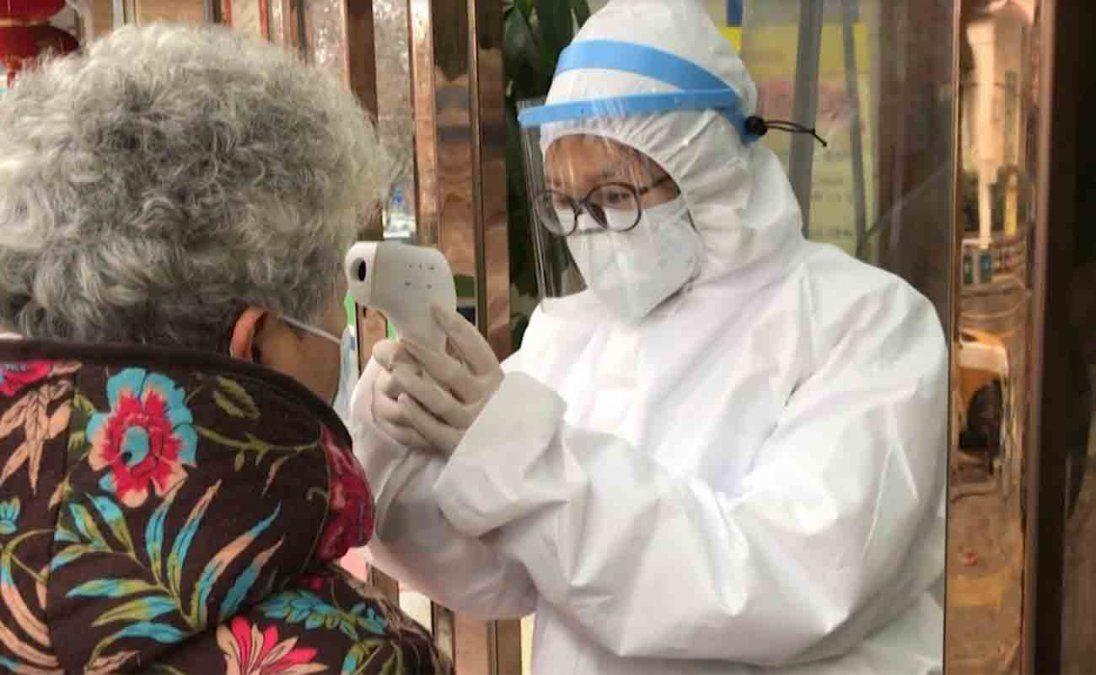 OMS elevó a alta la amenaza internacional de la epidemia del coronavirus