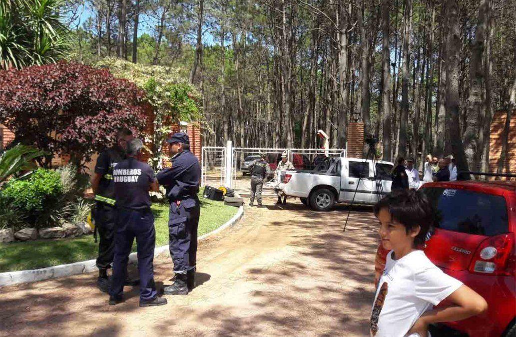 Bomba en camping de Punta del Diablo era falsa: turistas tuvieron que ser evacuados