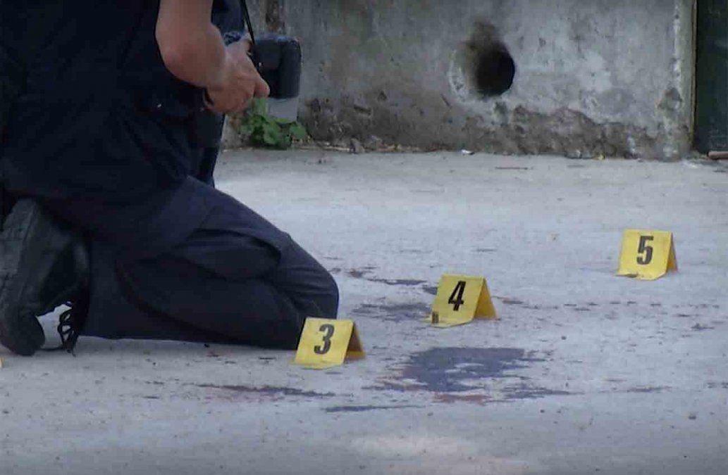 Enviaron al INISA al menor que disparó al policía en Villa Española
