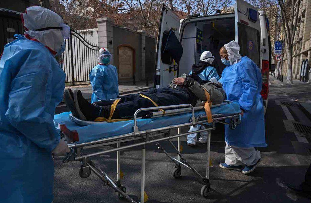 Van 170 muertos por coronavirus y un total de 7.700 personas contagiadas