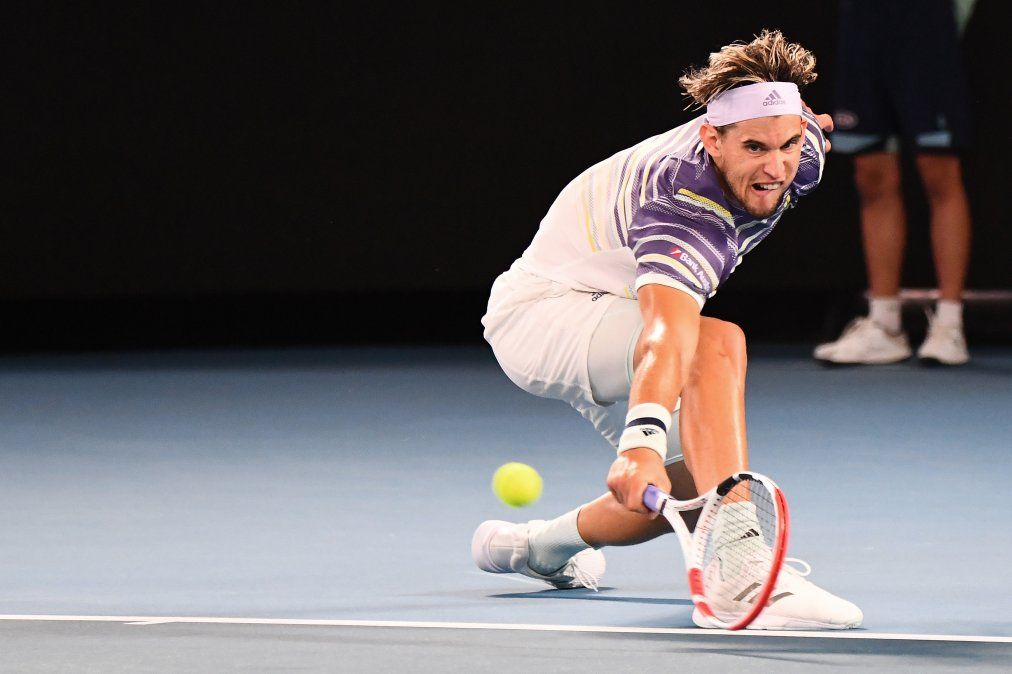 Thiem está en el puesto 5 del ranking ATP.