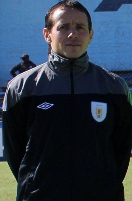 Árbitro Pablo Cadenasso