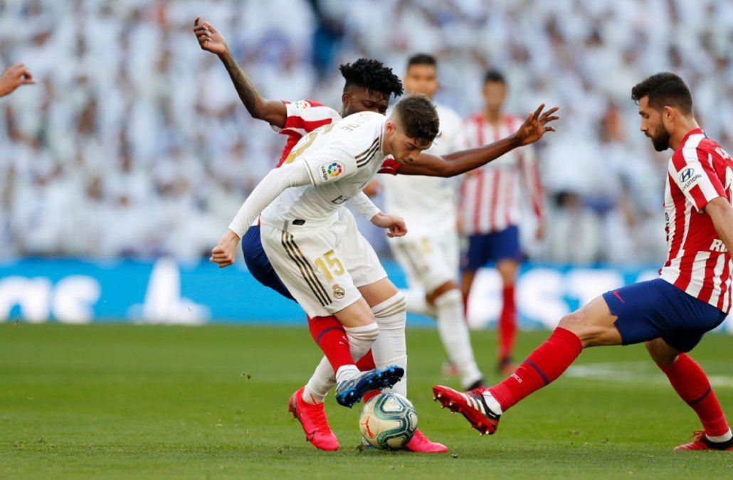 Foto: publicada por Real Madrid en Twitter.