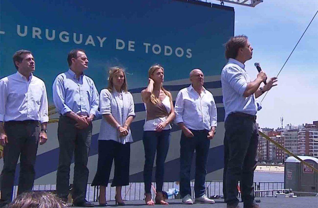 Coalición multicolor decide este lunes candidato único en Montevideo