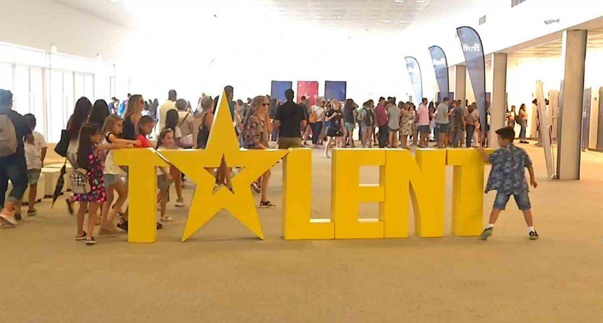 El talento uruguayo sorprendió al jurado: Got Talent llegó a Maldonado