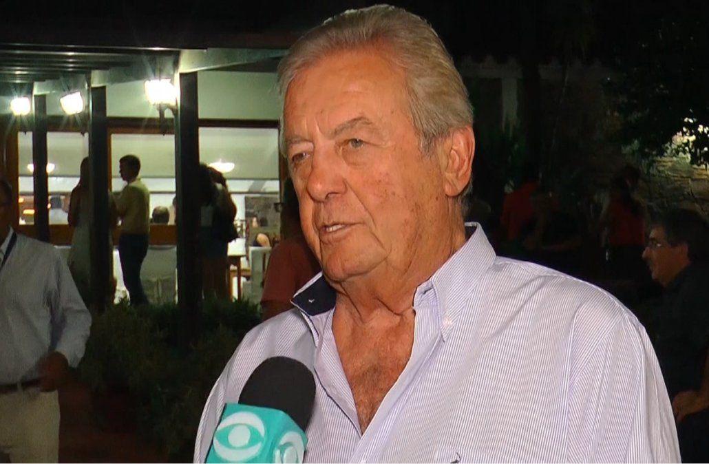 Carlos Moreira pedirá su reingreso al Partido Nacional tras ser proclamado