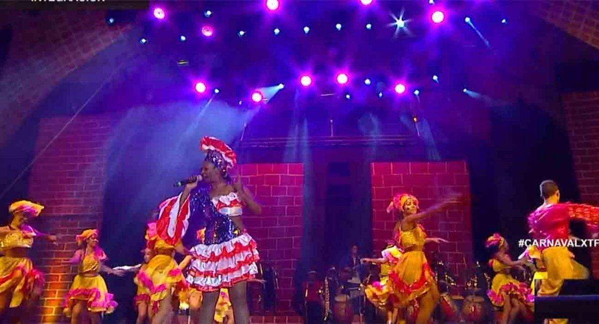Lola Acosta y Jimena Vázquez: las únicas figuras máximas en la historia del Carnaval