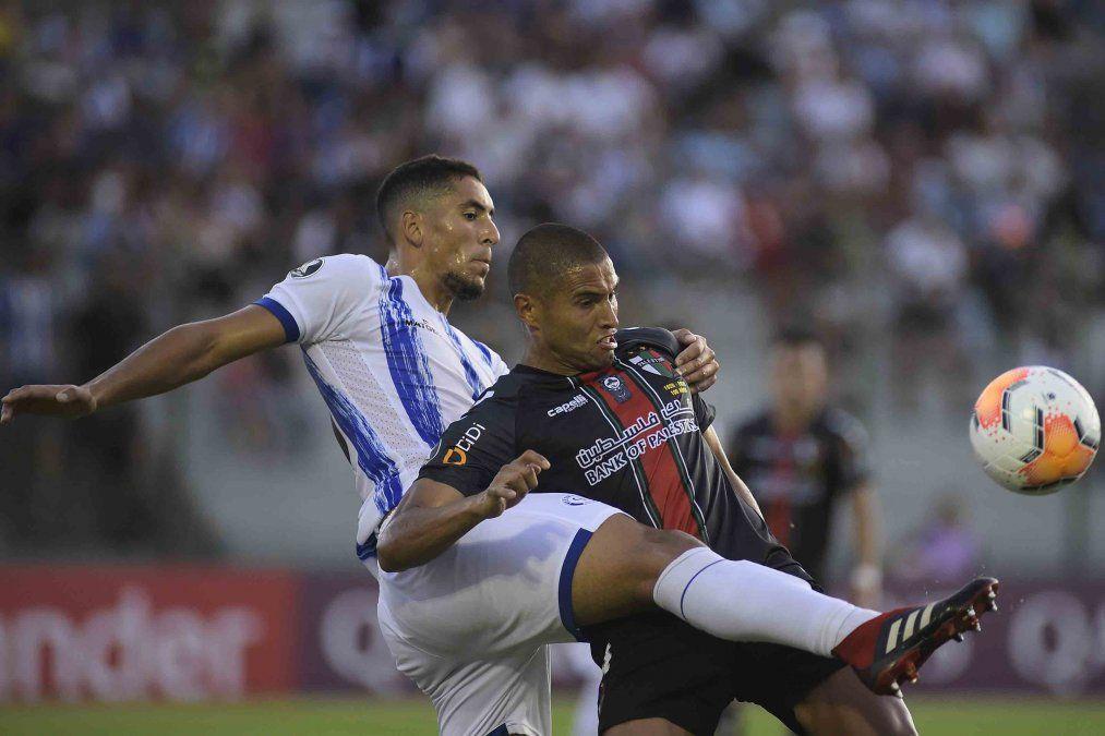 Cerro Largo empató con Palestino en su primer partido por Copa Libertadores