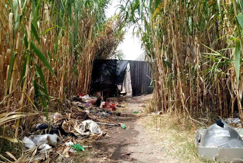 Incendio fatal en Capurro: hallaron un cuerpo carbonizado