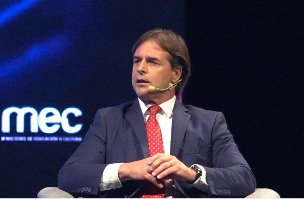Lacalle Pou dijo que Uruguay es el mejor país del mundo, pero los uruguayos a veces no nos valoramos