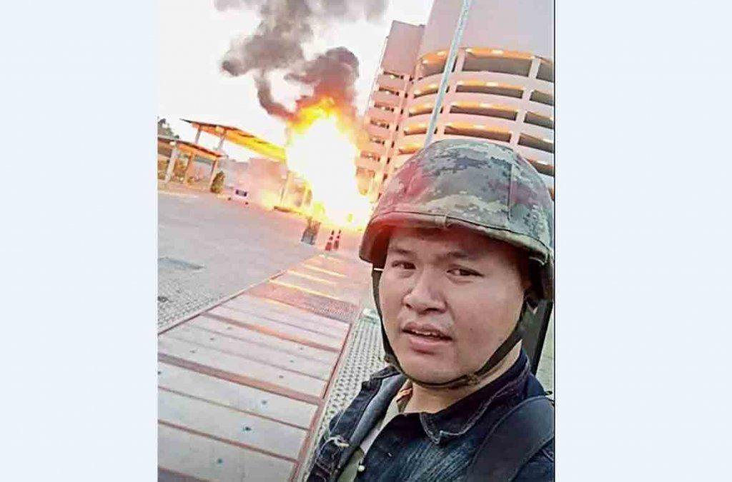 Un soldado tailandés mató al menos 20 personas en un centro comercial