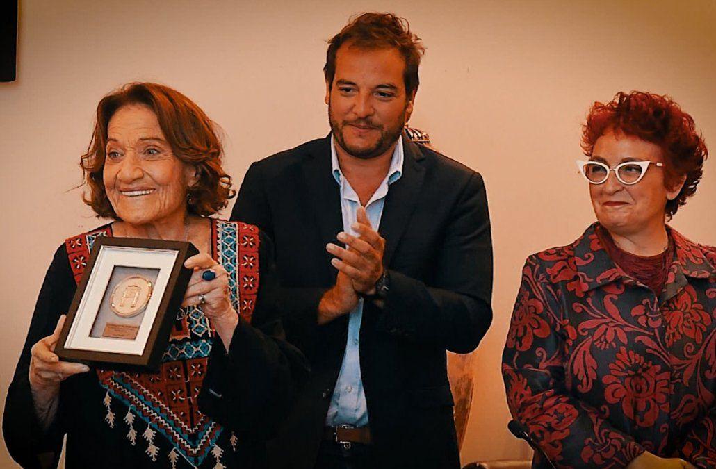Cristina Morán cuenta su página en la historia de la comunicación