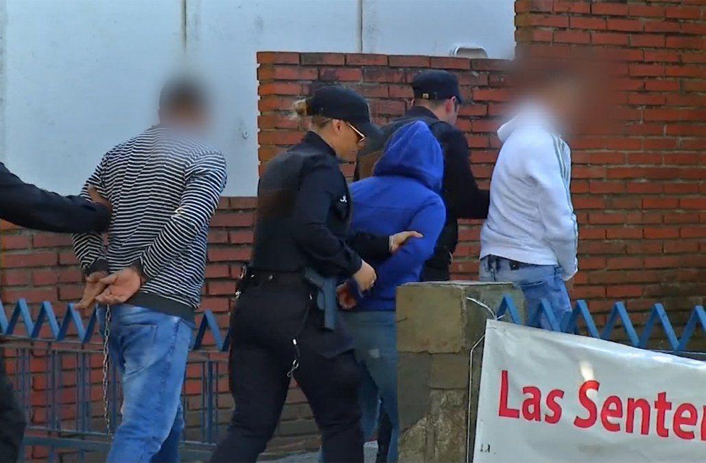 Los audios que incriminan a los acusados de matar a Gustavo Barón en San Luis, en el 2017