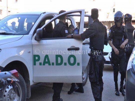 Adolescentes denuncian por golpiza a policías del PADO: se les acabo el recreo