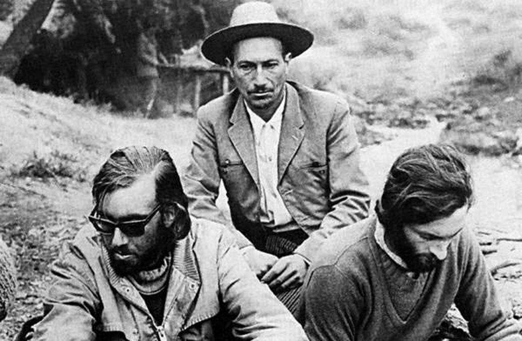 Murió Sergio Catalán, el arriero que encontró y salvó a los sobrevivientes de los Andes