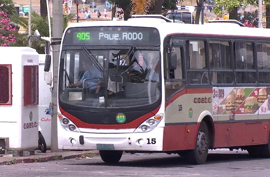 Trabajadores de la línea 405 recortan el recorrido y no ingresan a Peñarol y Casavalle