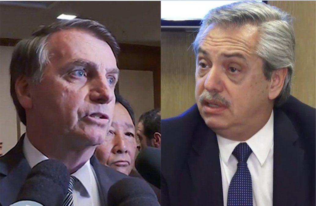 Bolsonaro y Alberto Fernández podrían reunirse en Montevideo el 1º de marzo