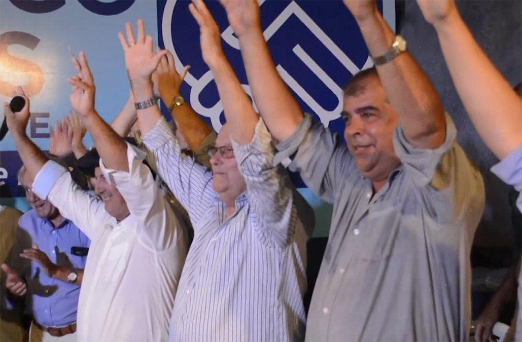 Rodrigo Blás sumó el apoyo de la lista 2004 de Larrañaga a su candidatura
