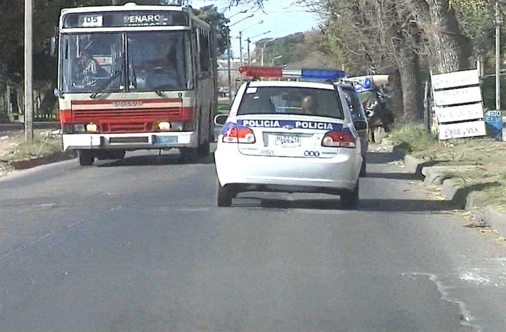 El 405 volvió a sus destinos en Peñarol y Casavalle tras acuerdo con la Policía