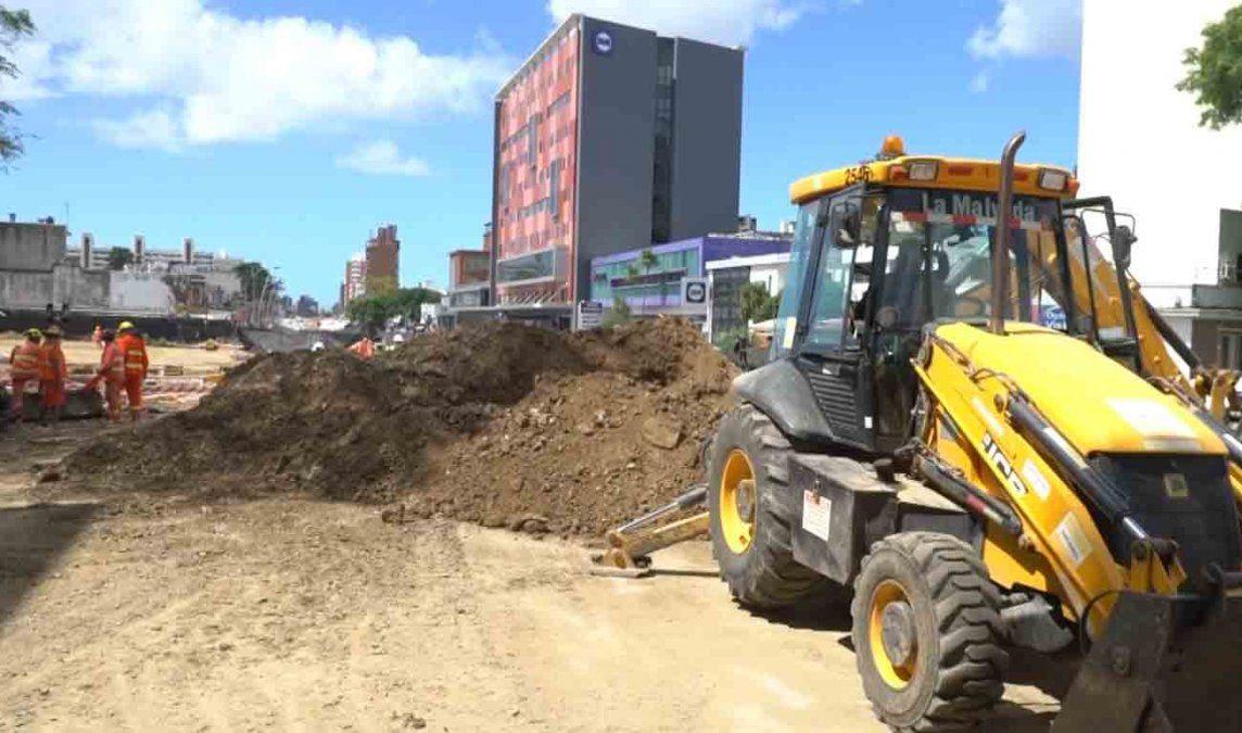 Construirán un tanque para acumular lluvia y evitar inundaciones