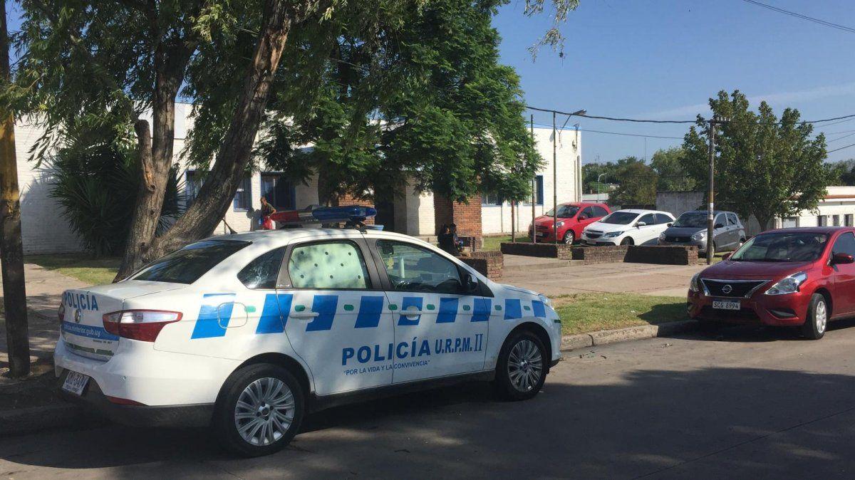 Tres ataques a policías se registraron en las últimas 12 horas en Montevideo