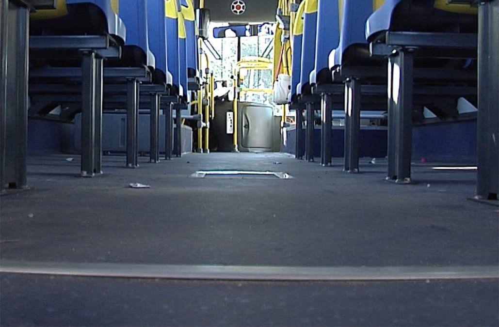 Prisión preventiva para un hombre que realizó actos obscenos ante una niña en un ómnibus