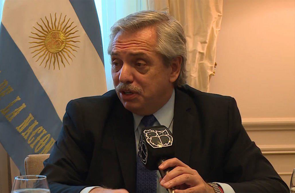 Fernández dejó en suspenso invitación de Bolsonaro para reunirse en Uruguay