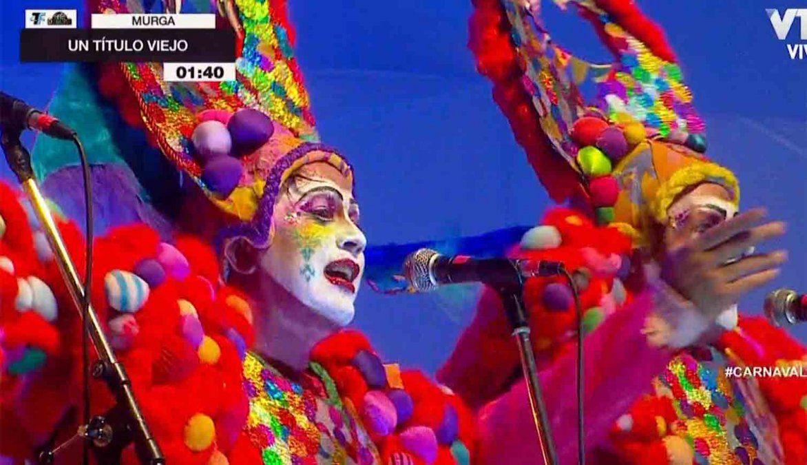 Cyranos presentó Inflable por segunda vez en el Teatro de Verano